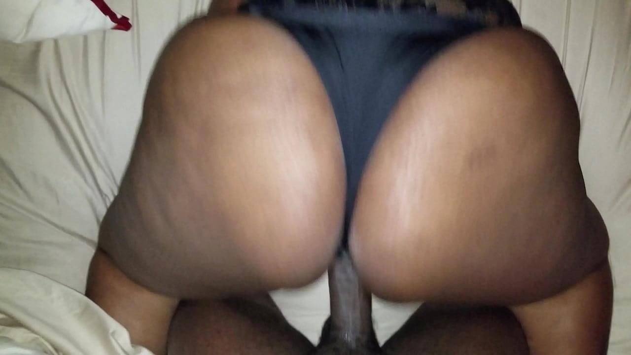 Big Ass Ebony Bouncing Dick