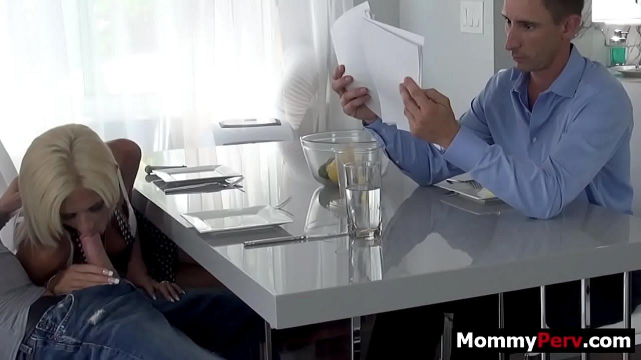 Stepmom Son Birthday Sex