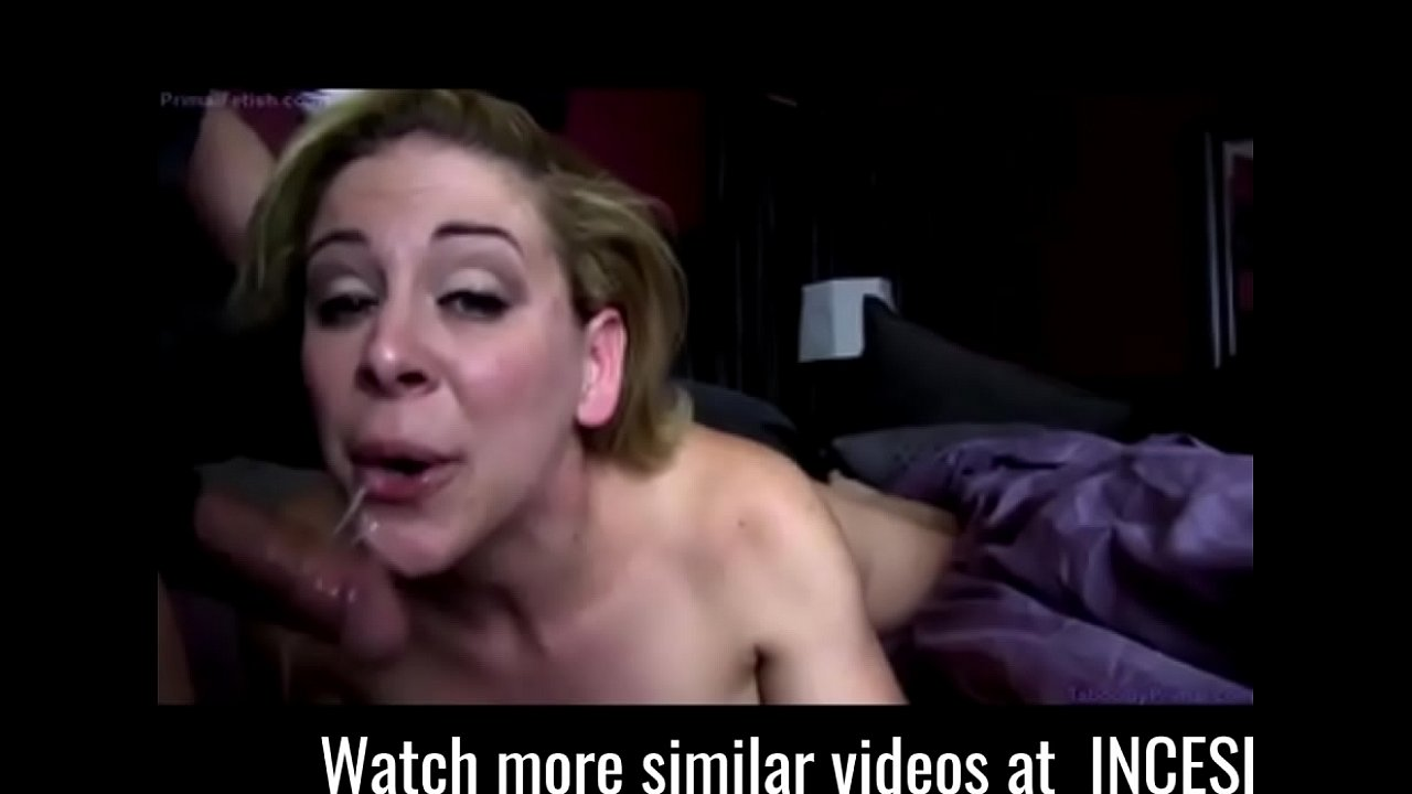 Mom son cum Have you