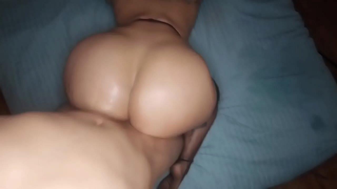 Big Phat Latina Ass Backshots