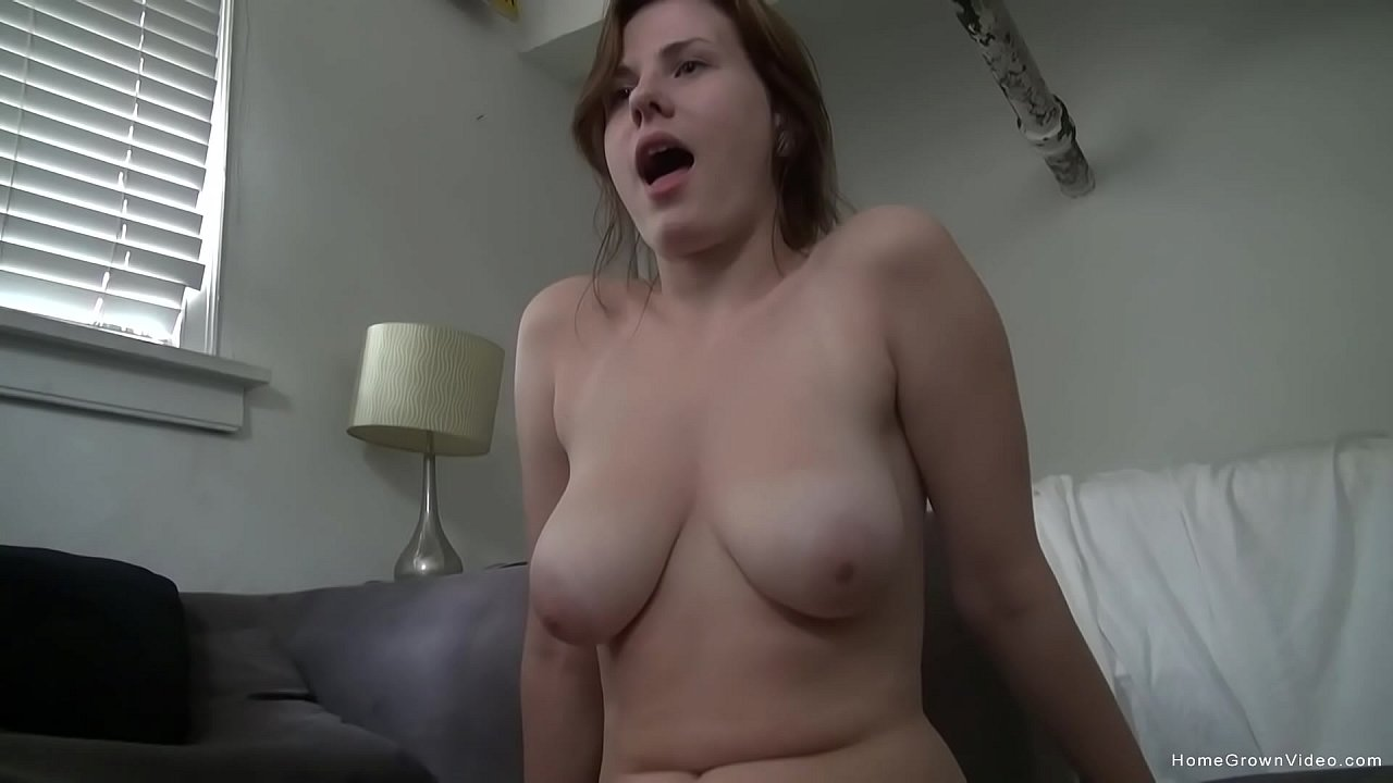 Teen Takes First Big Cock