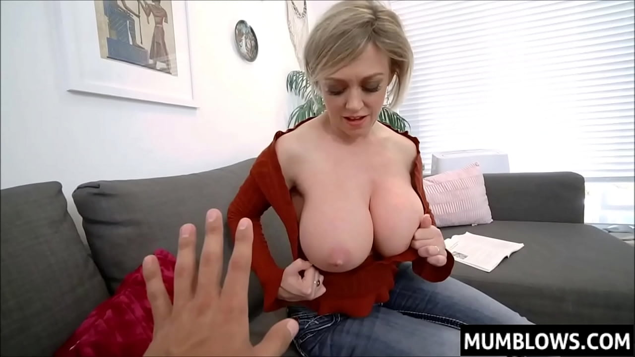 Asian Mom Gets Fucked Son