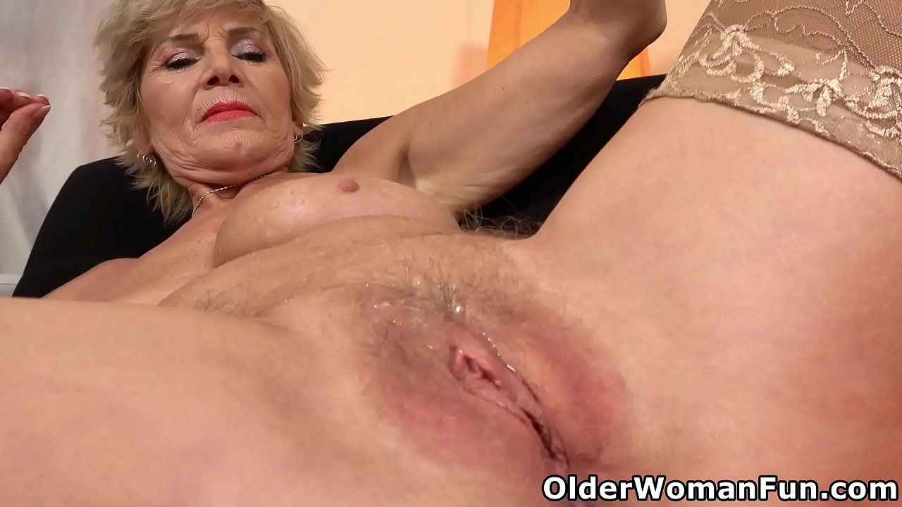 Old Woman Porn