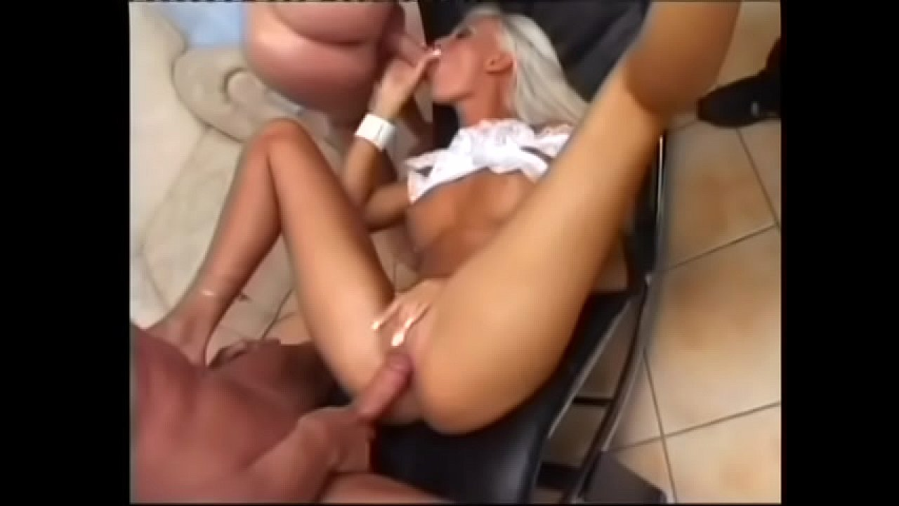 Lou Charmelle Double Anal