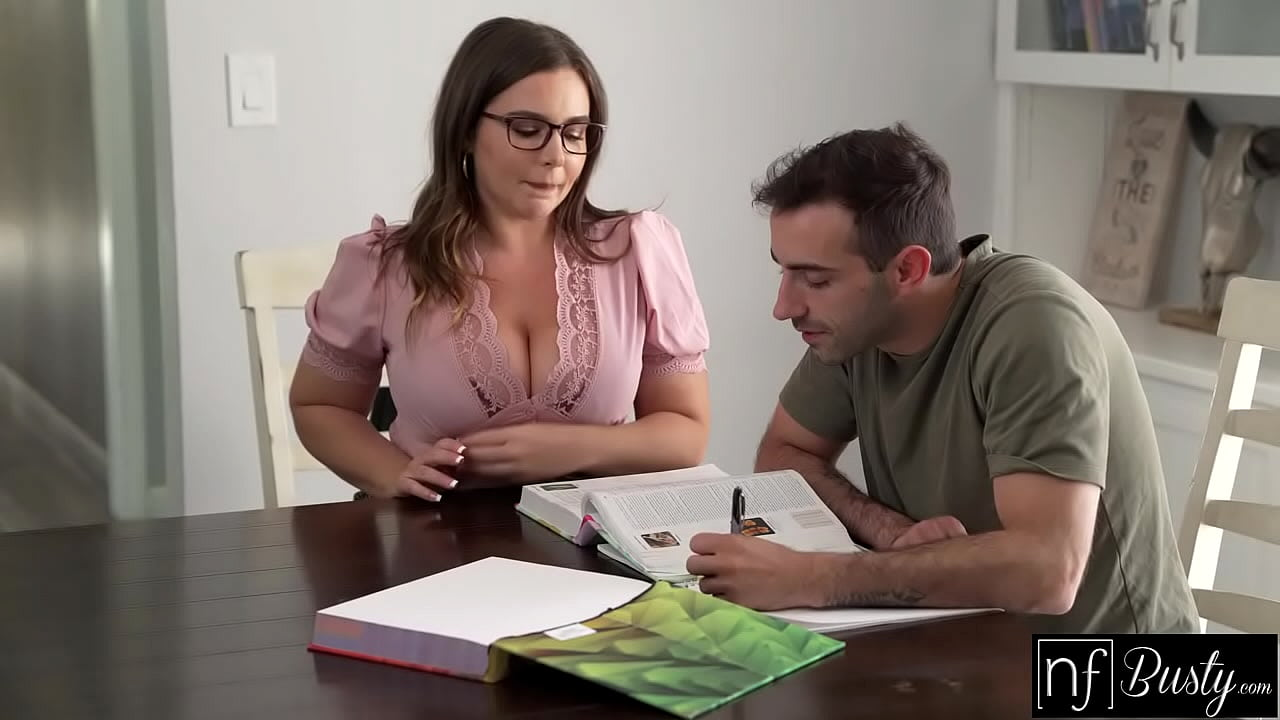 My tutor has big boobs Tutor Says I Would Do Anything To Get This Job S12 E9 Xvideos Com