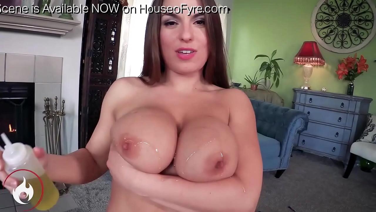 Noelle Easton Titty Fuck