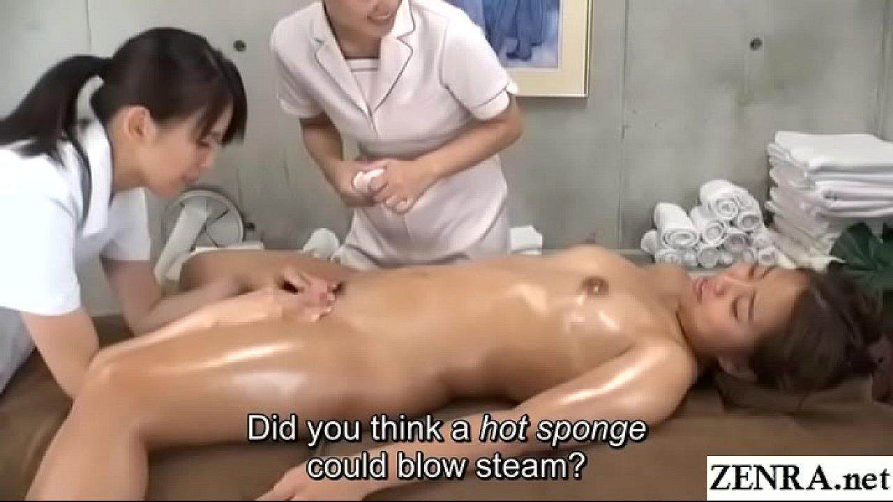 Big Boobs Lesbian Massage