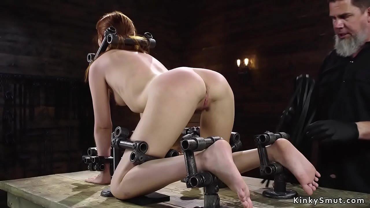 Milf Big Tits Anal Bondage