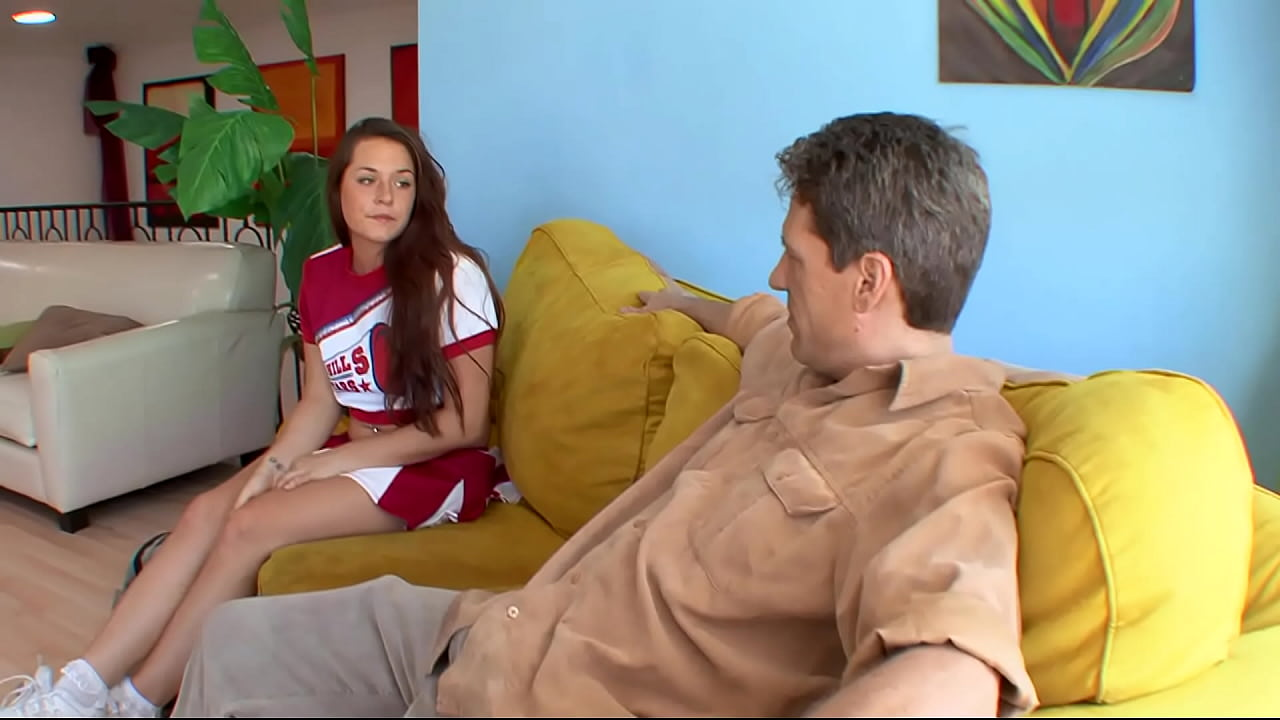 Hot Threesome Two Blonde Teens