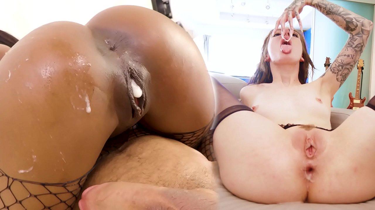 Sarah Banks Creamy Pussy