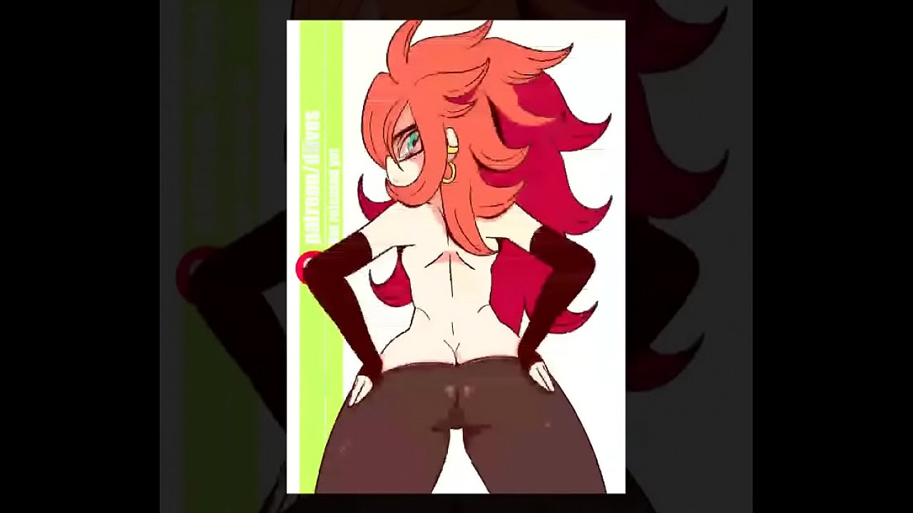 Android Girl 3D Porn Hentai dragon ball android 21 hentai - xvideos