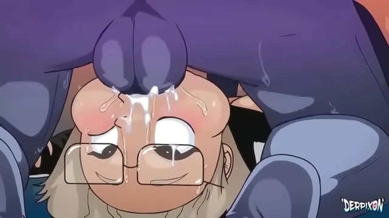 Anime Face Fuck
