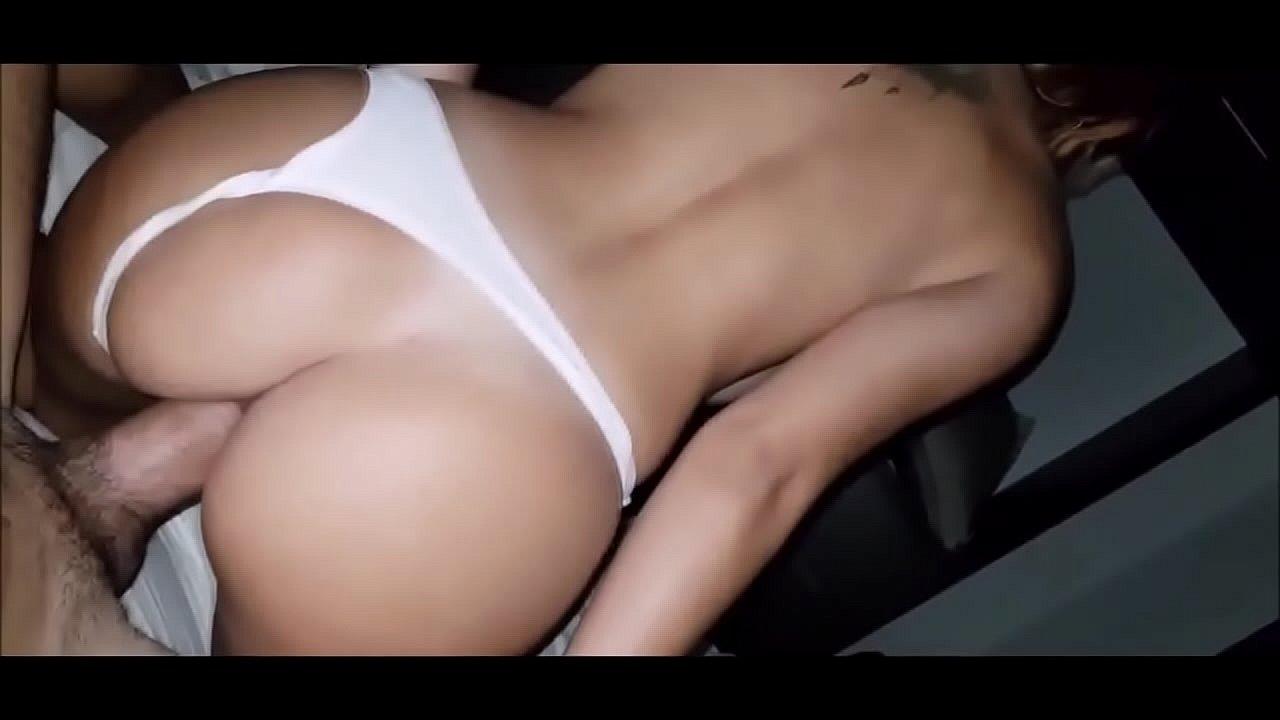 Perfect Natural Tits Anal