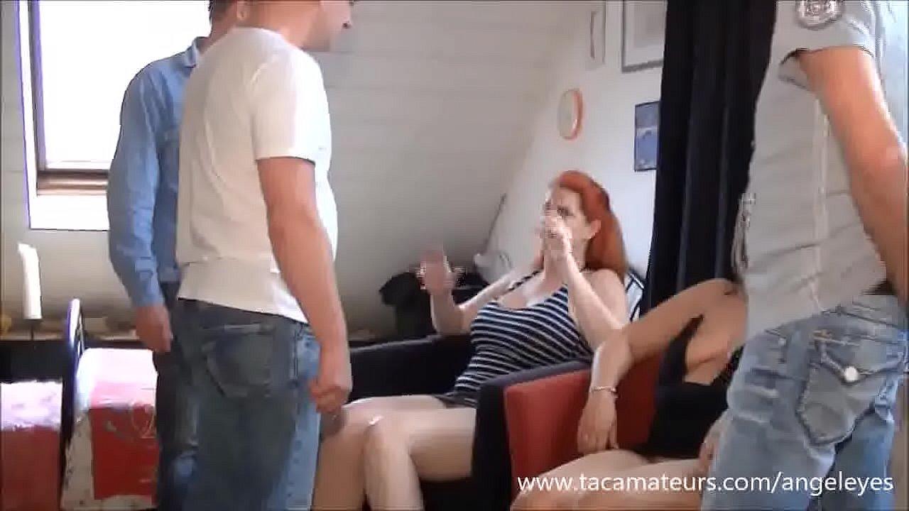 Amateur Thai Threesome Wife