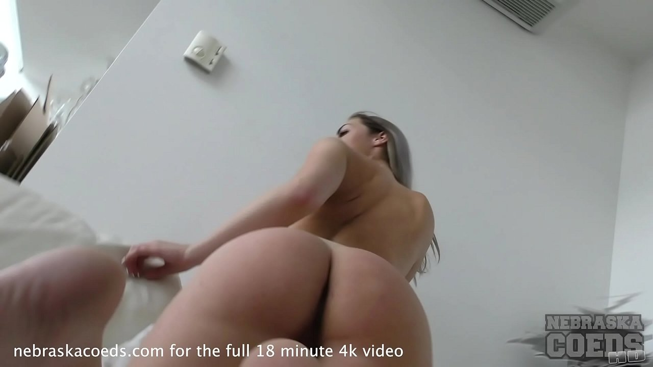 Casting Couch Busty Blonde