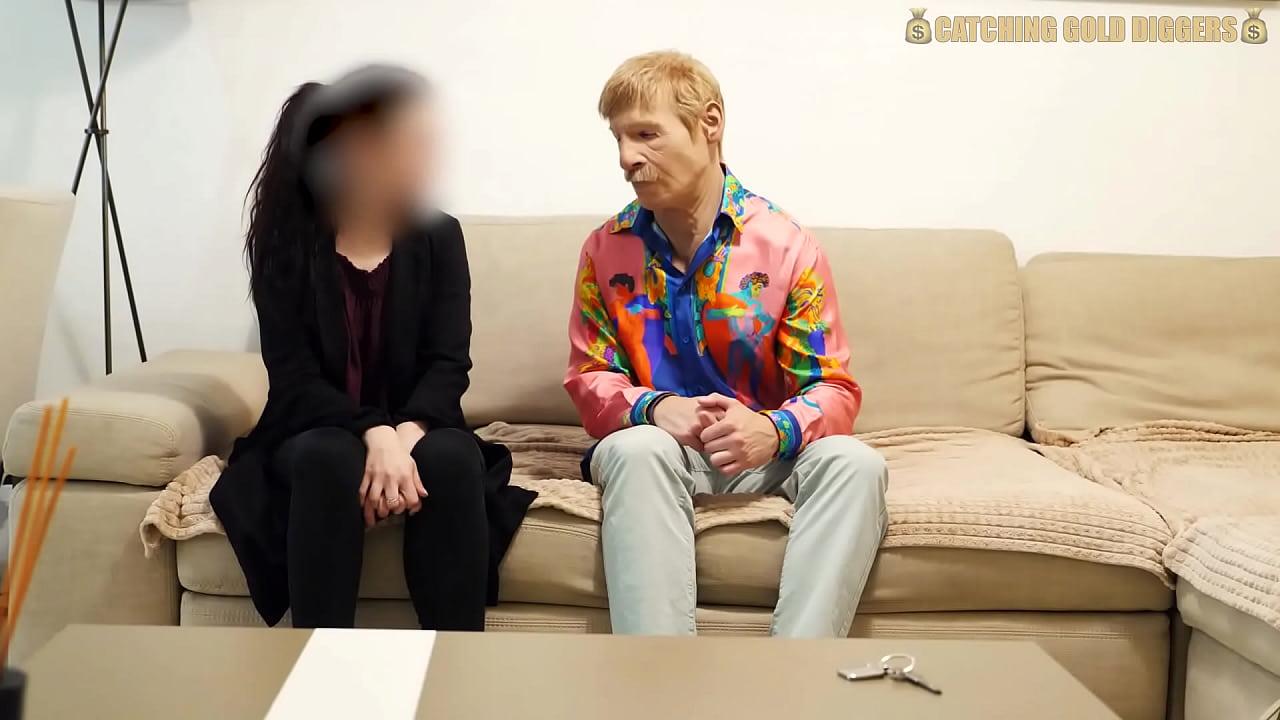 Young Girl Seduced Older Man