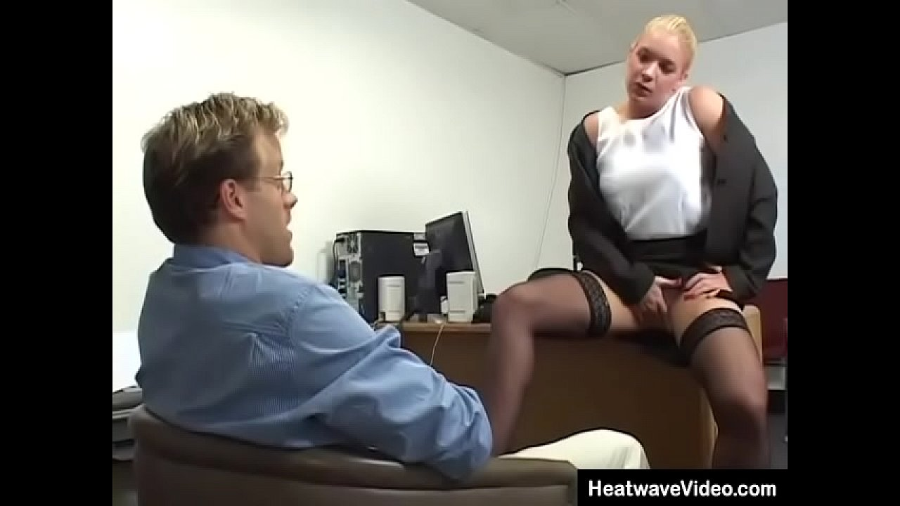 Getting Fucked The Office