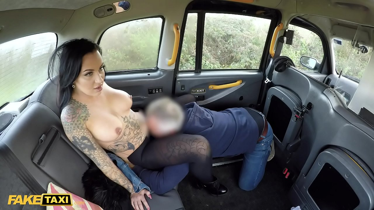 Nathaly Cherie Fake Taxi