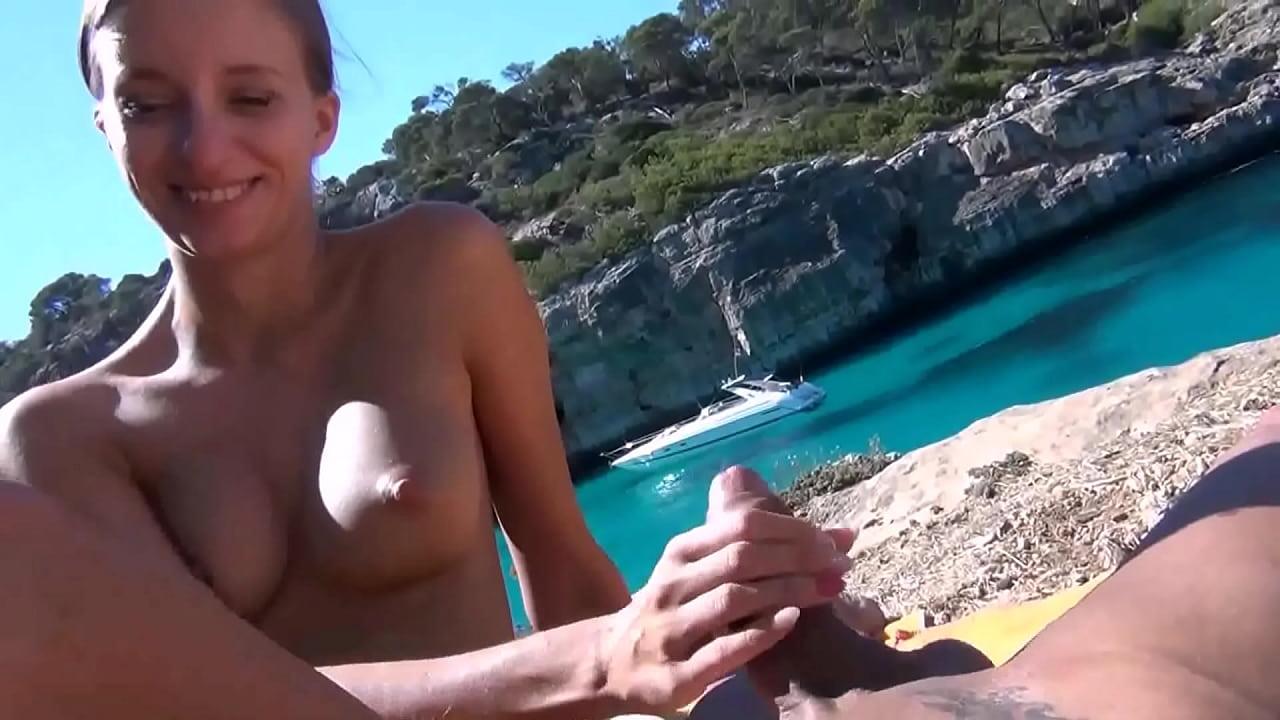 Beach Anal