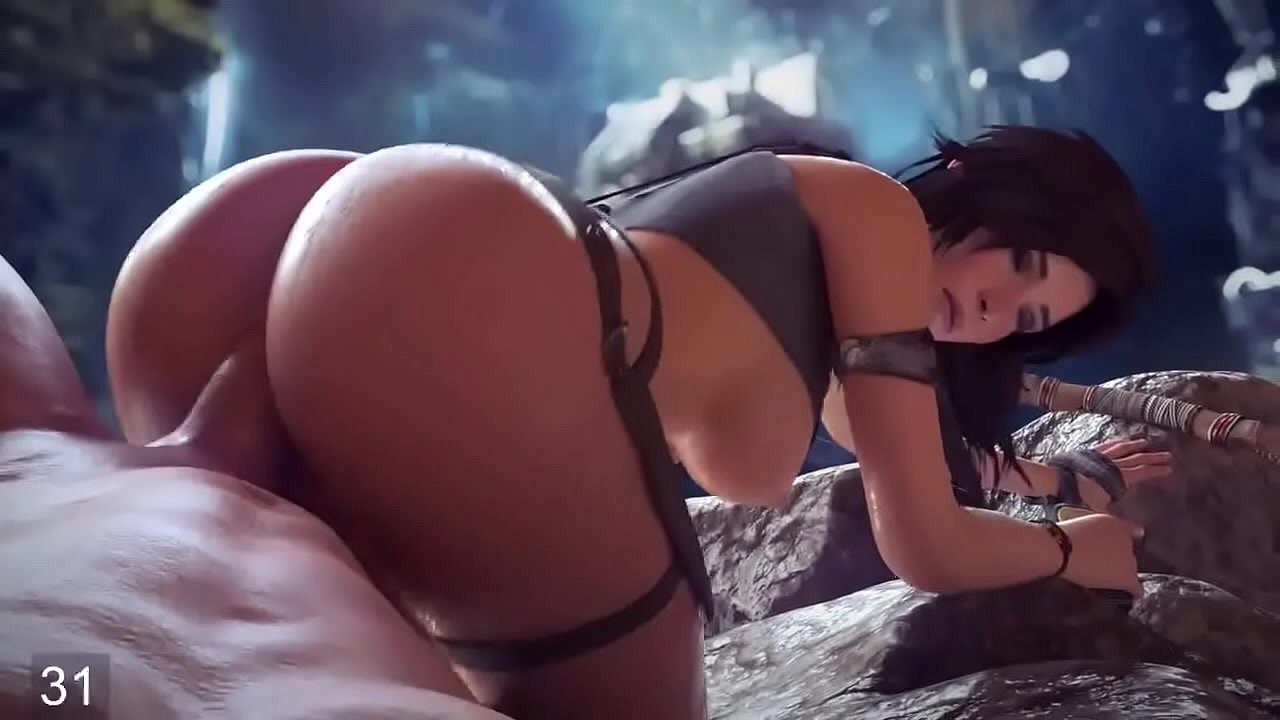 Lara Croft Fucked Monsters