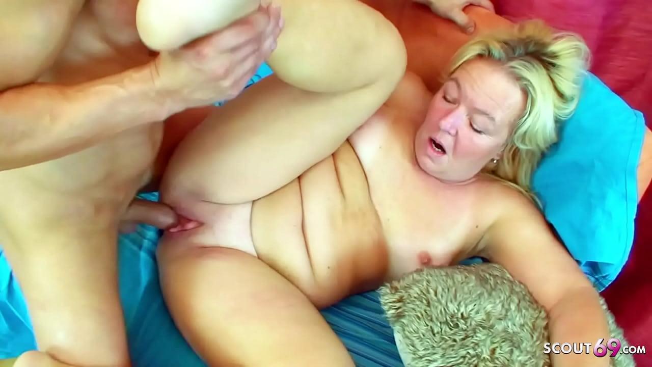 Mom sex mature Hotel room