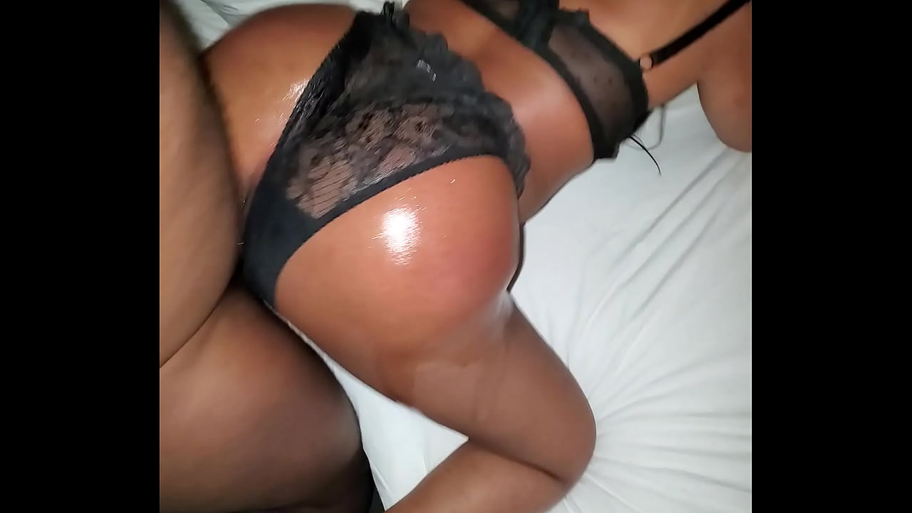 Young Ebony Moaning The Dick