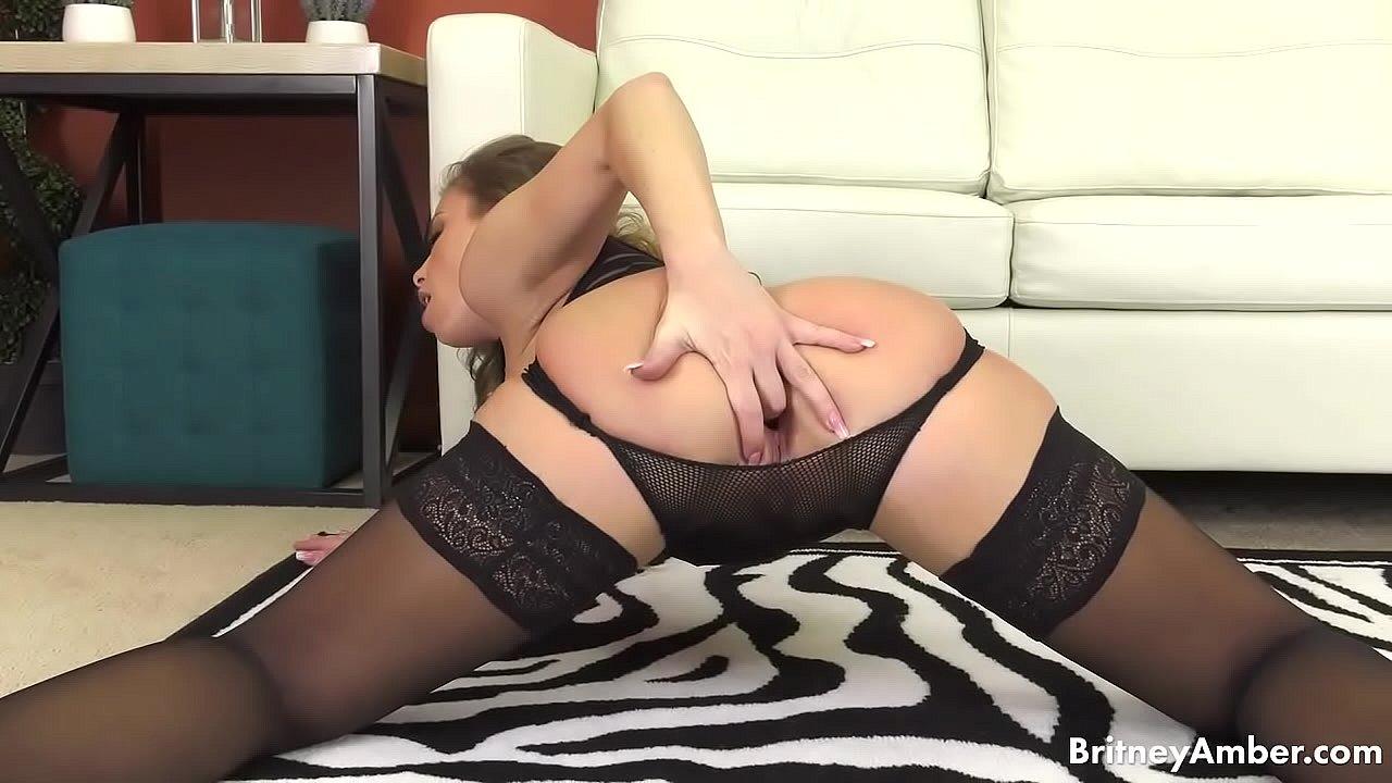 Ebony Teen Big Tits Solo