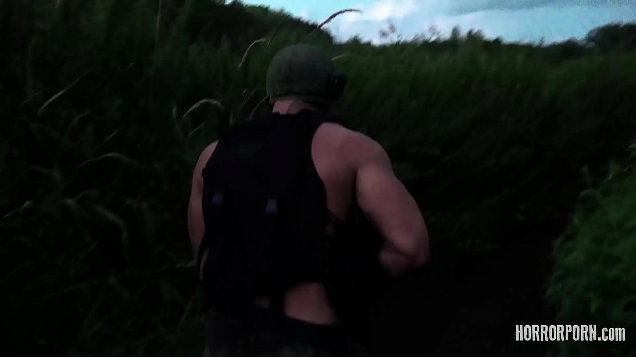 HORRORPORN Predator Dick Hunter