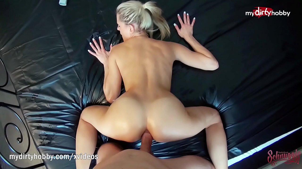 Hot Amateur Blonde Fucks Bbc