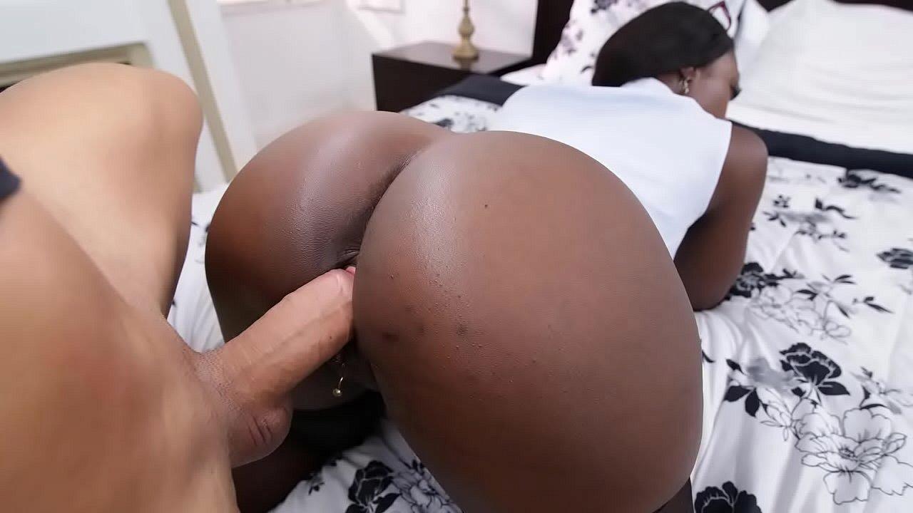 Black Teen Big Tits Ass