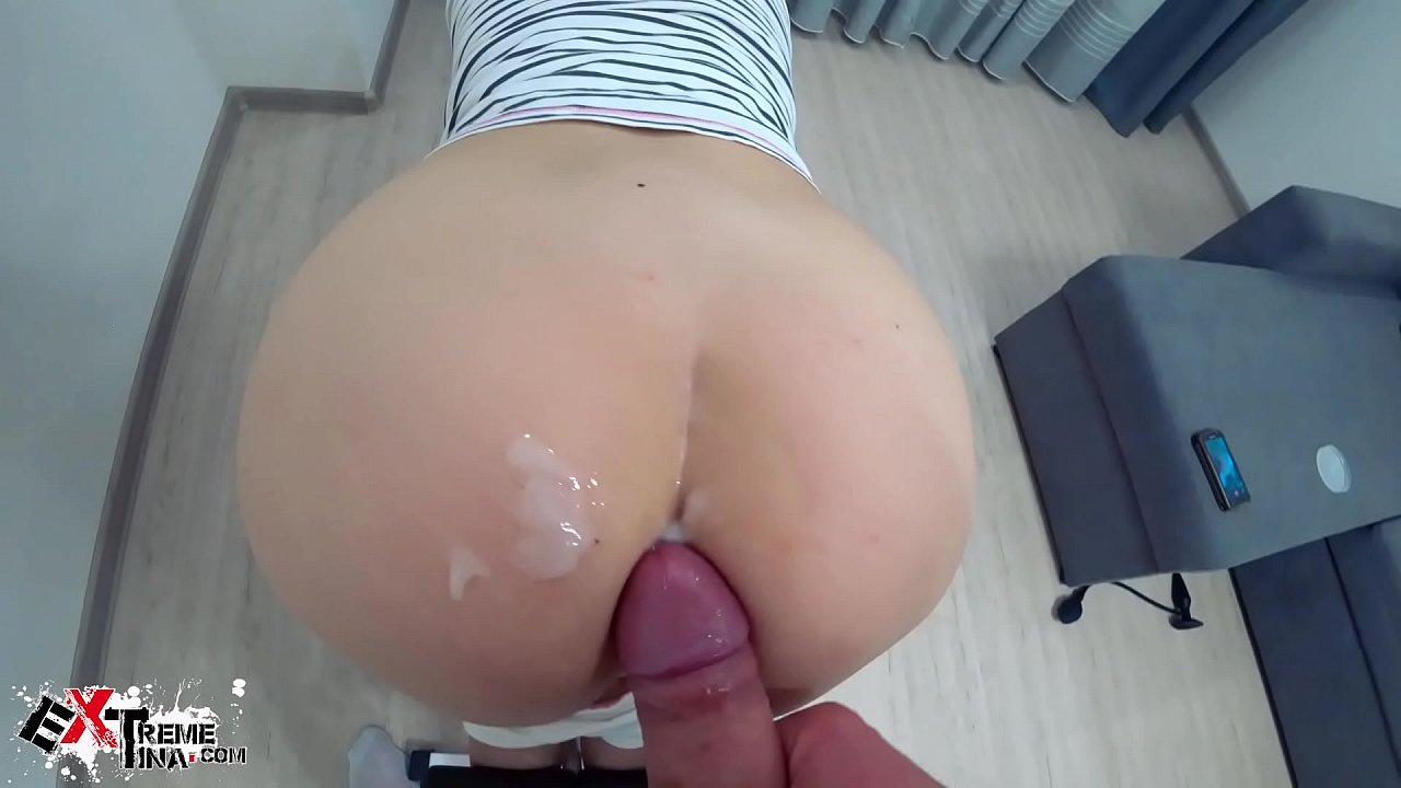 Thick Ass Anal Creampie