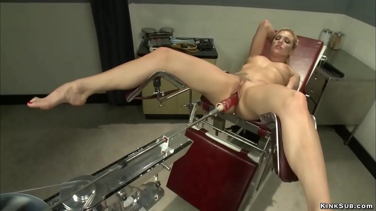 Blonde Amazing Body Fucked
