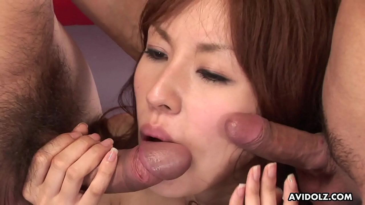 AVญี่ปุ่นxxx เย็ดหีดาราสาวรุ่นใหญ่ โชว์ลีลาเด็ดโม๊คควยสดๆ โคตรเสียว จัดว่าเด็ดเอากันมันส์สุดๆ