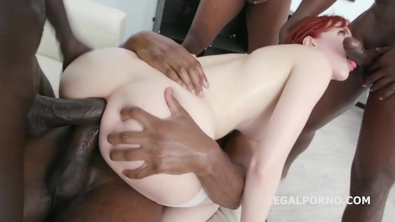 Alexis Golden Interracial Anal
