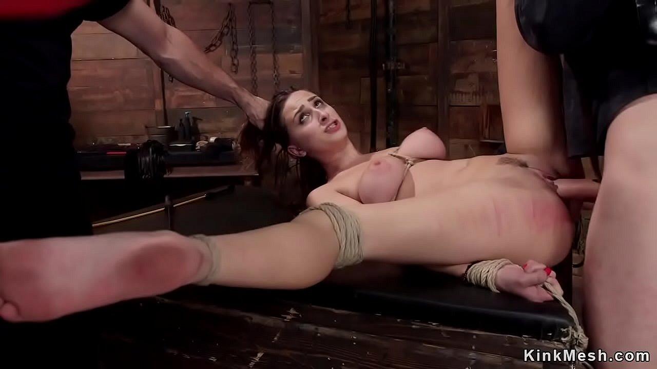 Tits big tied Spicy Big