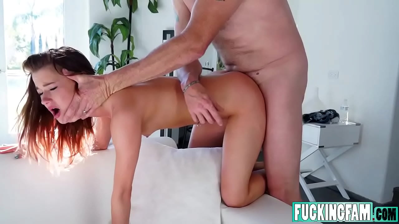 Son Loves Moms Round Ass