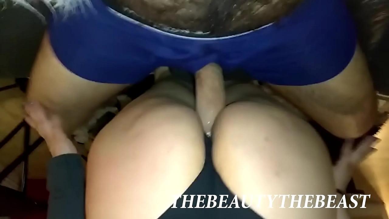 Big Booty Ebony Model Fucked