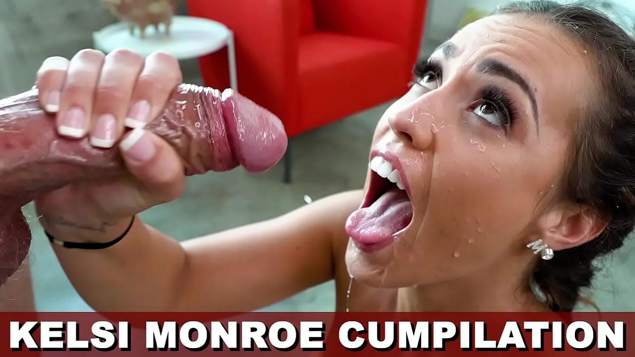 Monroe Cumshot