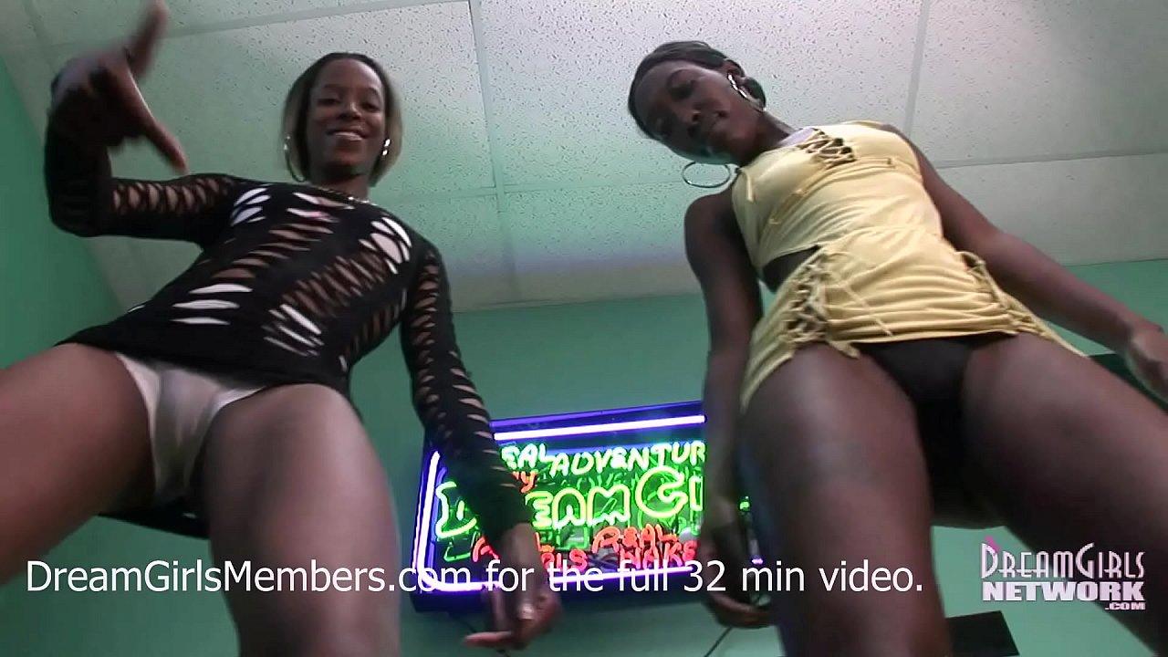 Ebony Teen Caught Twerking