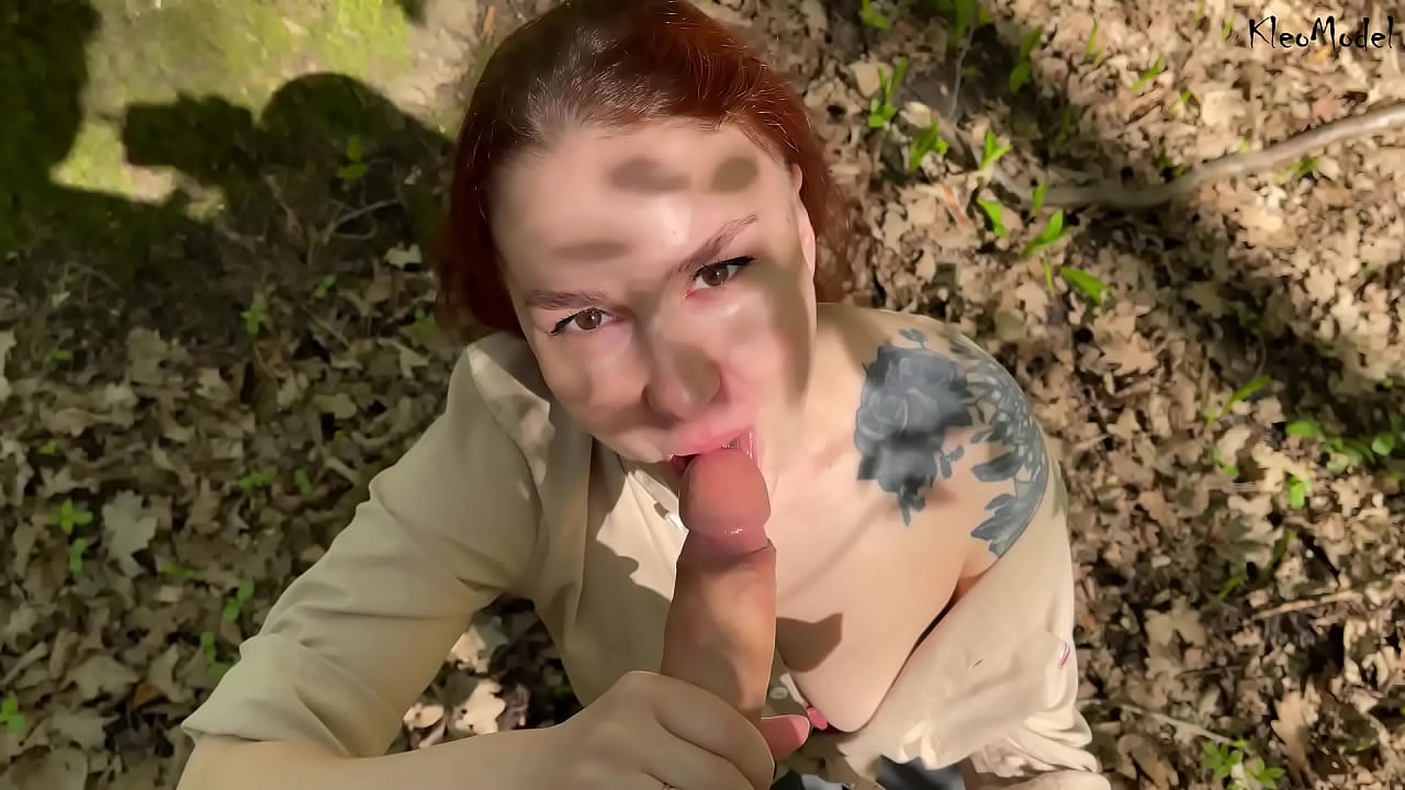 Amateur Public Sex In The Forest With a Beautiful Girl