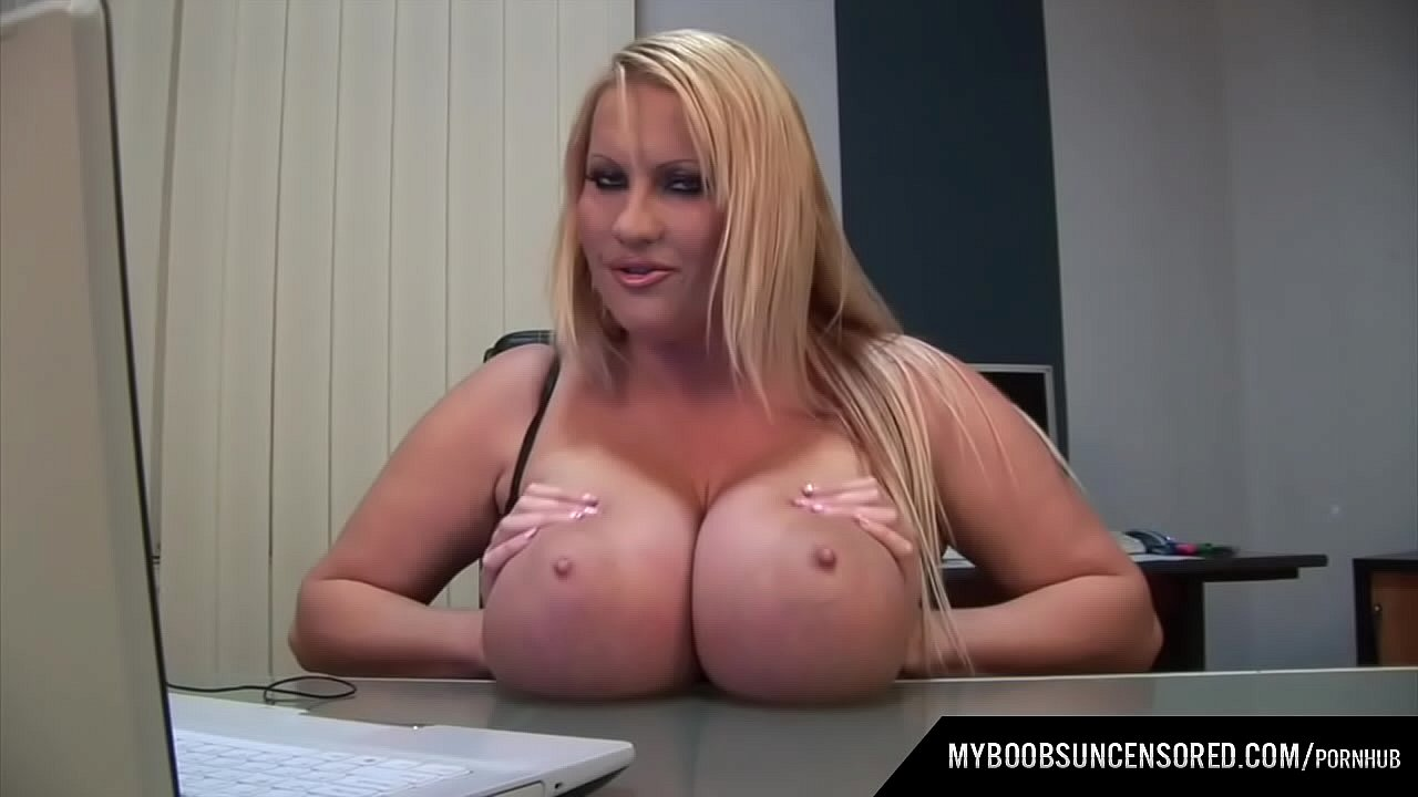 Big Natural Tits Brazilian