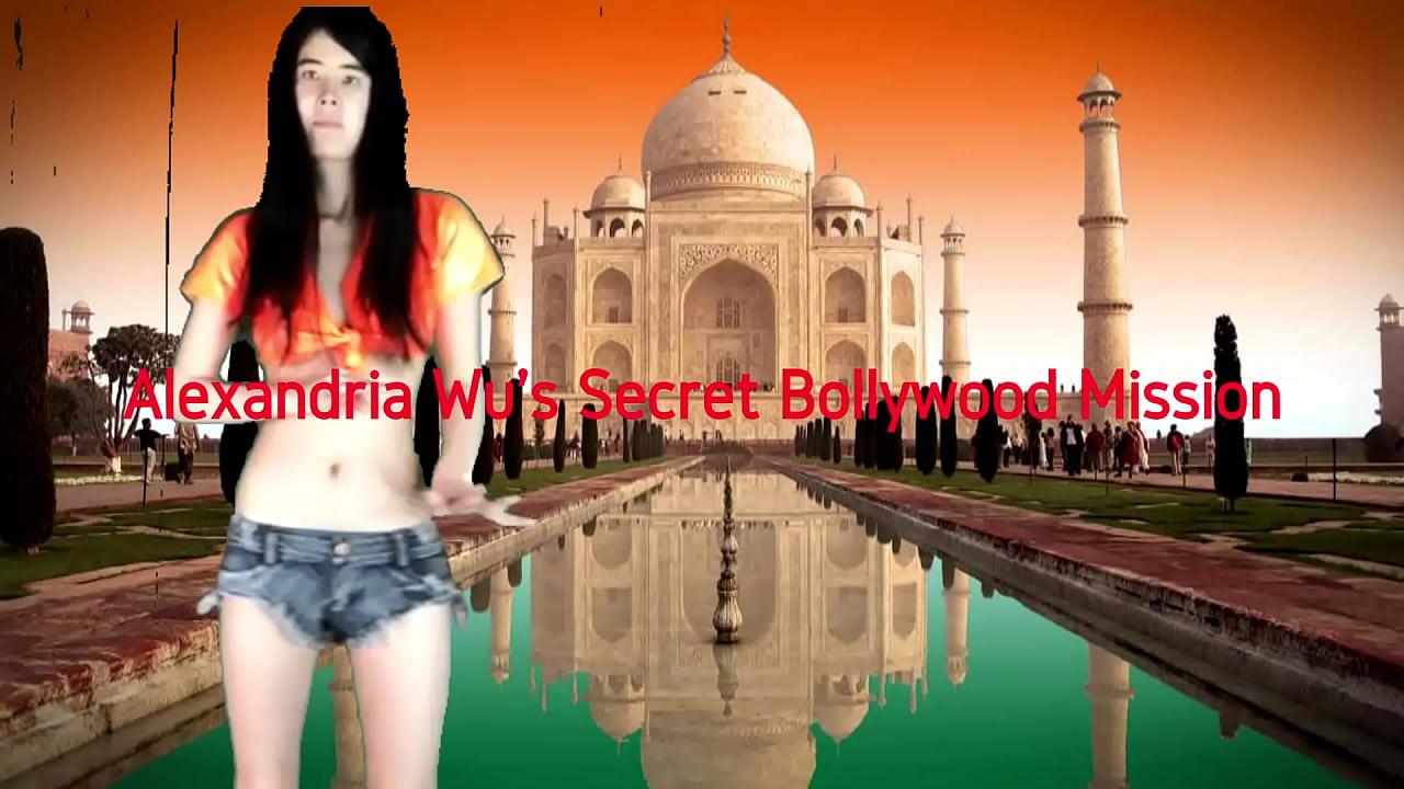 Alexandria's Secret Bollywood Mission