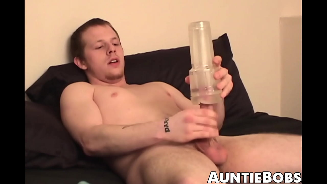 Teen Caught Jacking Off