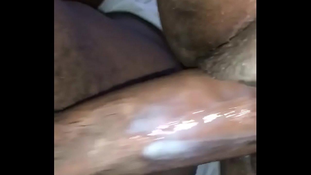 Black Amateur Creamy Pussy