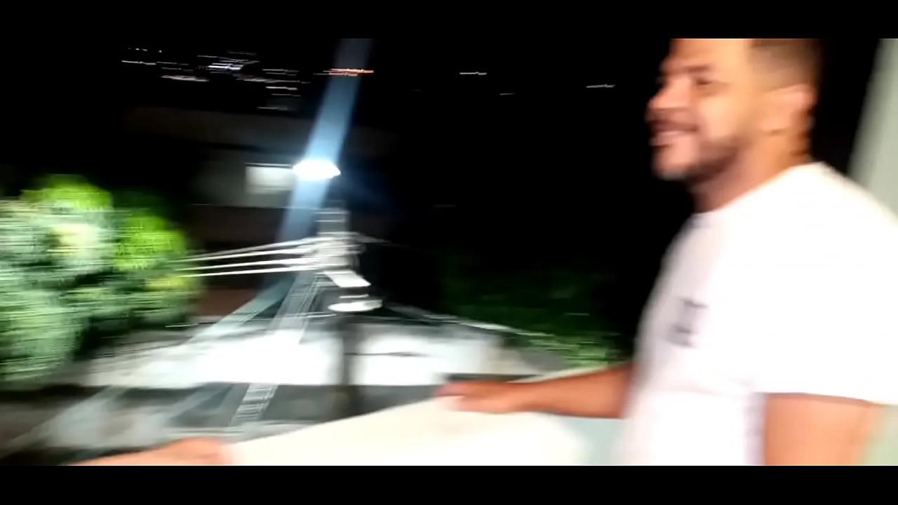Sapatão safada fodendo com Leo Ogro