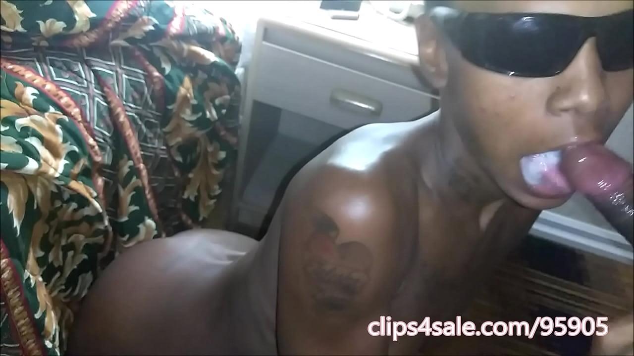Deep Throat Big Black Cock