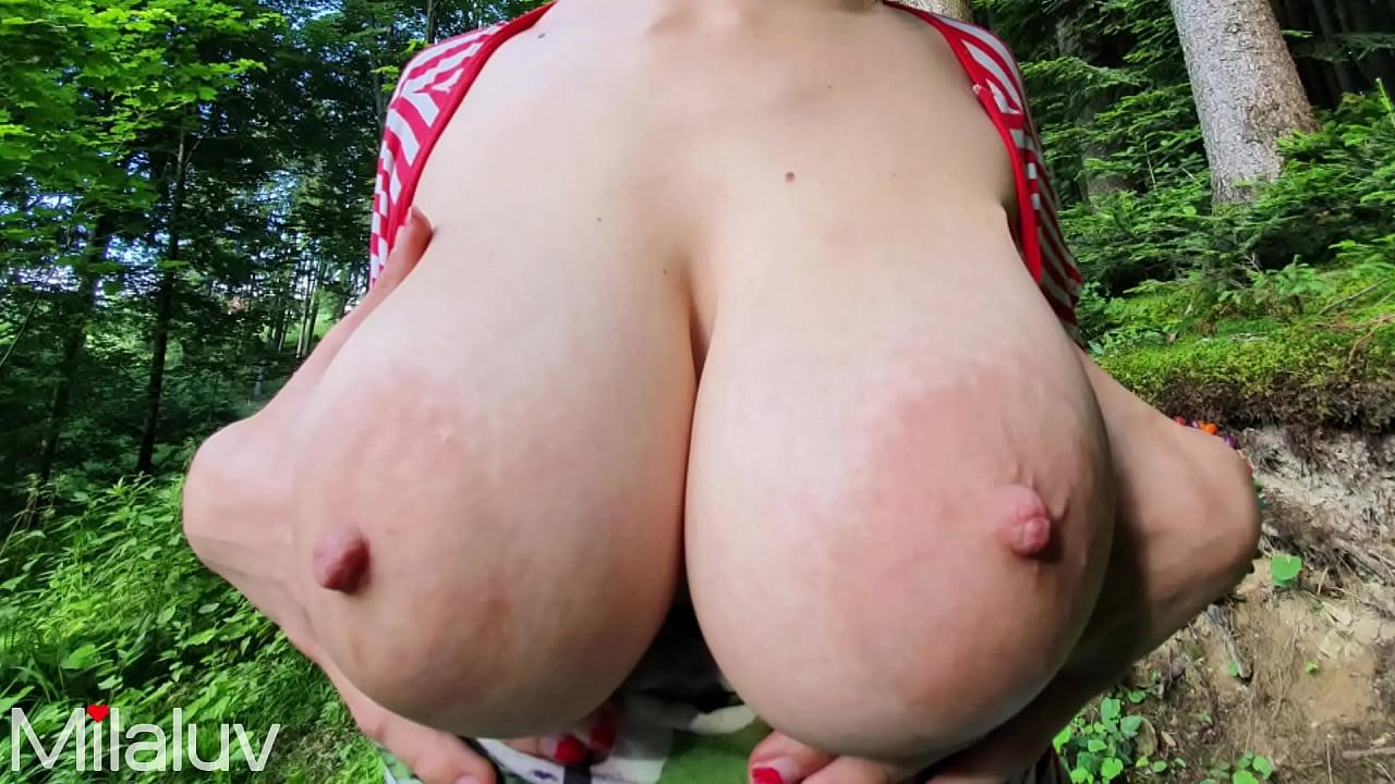 Big Naturals Pov Creampie