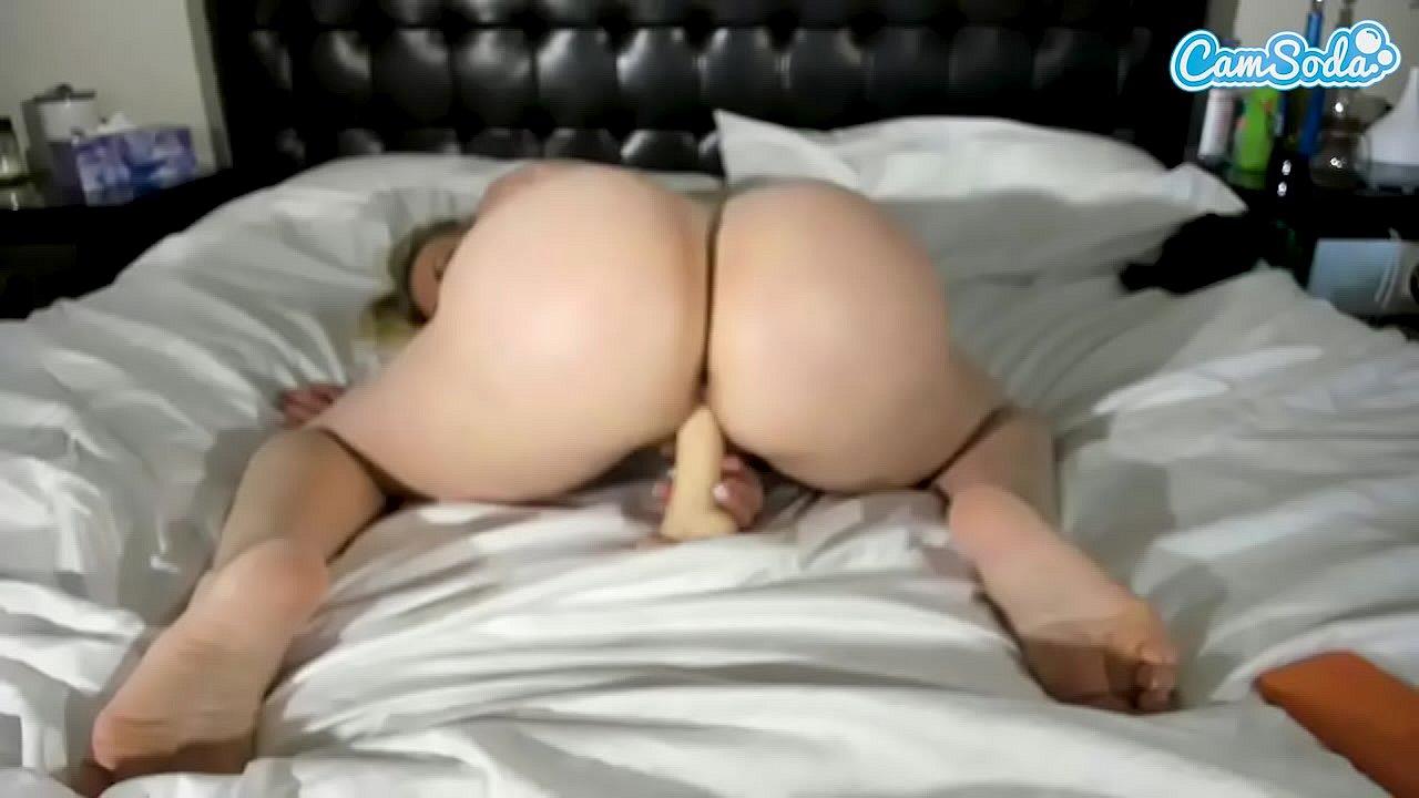 Milf Big Ass Masturbate