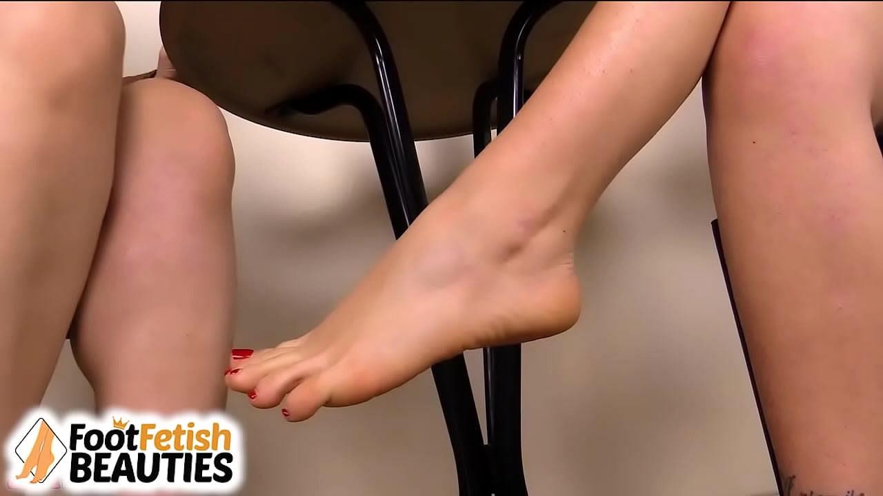 Lesbian Armpit Feet Fetish