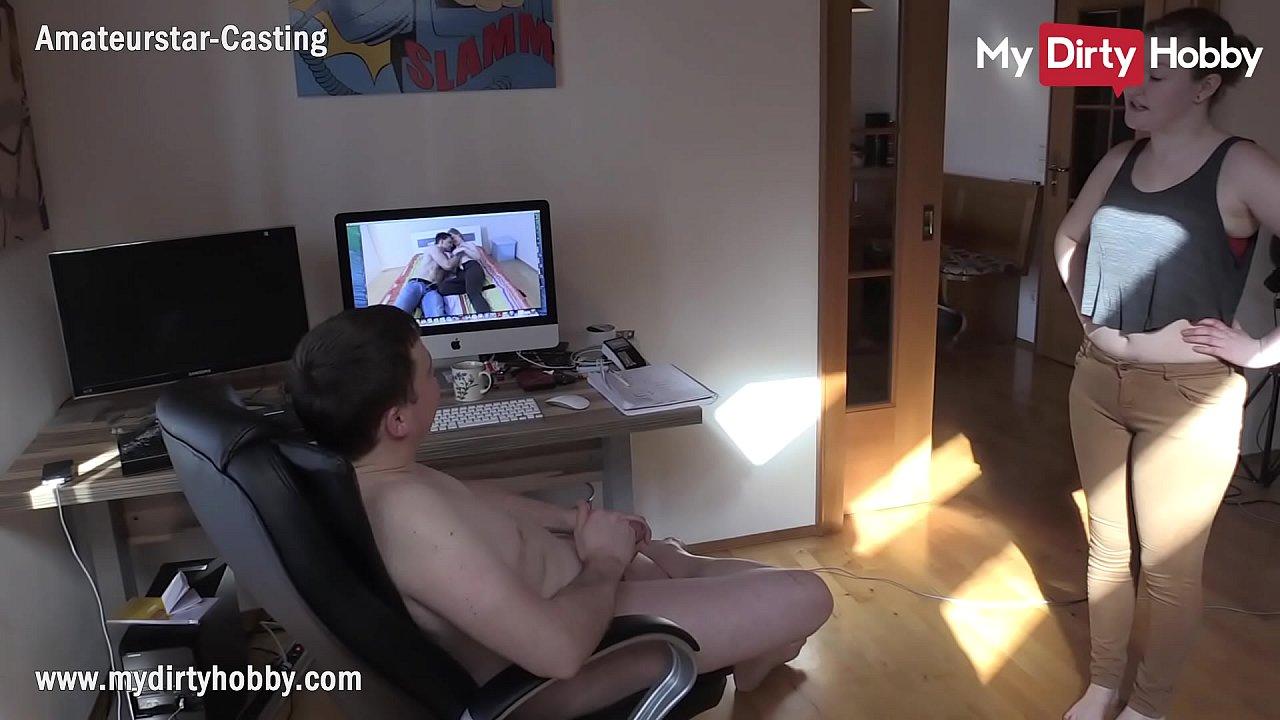 College Couple Sex Dorm